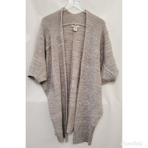Indigo Threads Gray Knit Sweater
